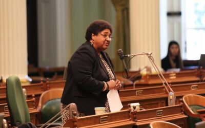 [KQED] Shirley Weber Confirmed as California's First Black Secretary of State
