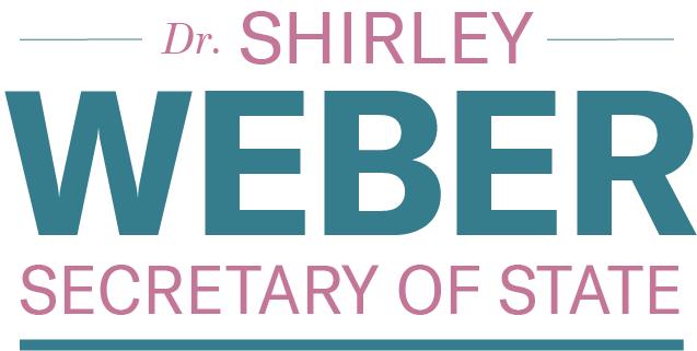 Shirley Weber for Secretary of State