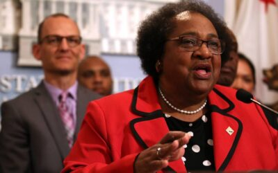 [KQED] California's Secretary of State Shirley Weber Talks About her New Role